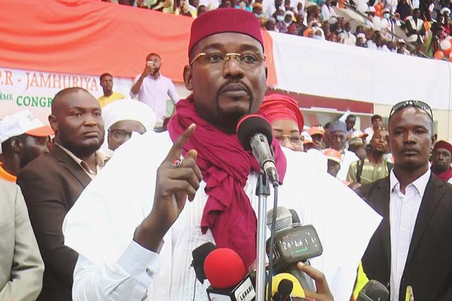 Présidentielle au Niger : Hama Amadou écarté, qui pour mener l'opposition?