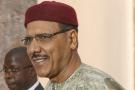 Mohamed Bazoum, candidat à la présidentielle nigérienne et dauphin de Mahamadou Issoufou.