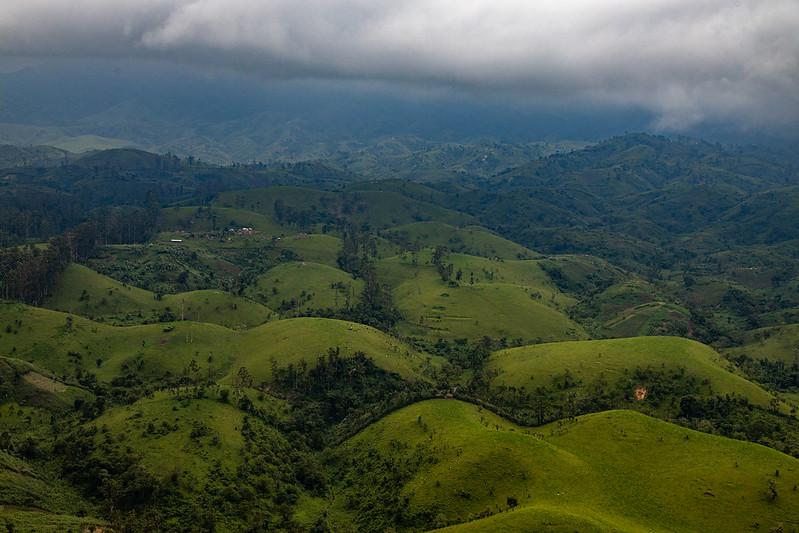 Dans la région de Walikale, dans le Nord-Kivu.