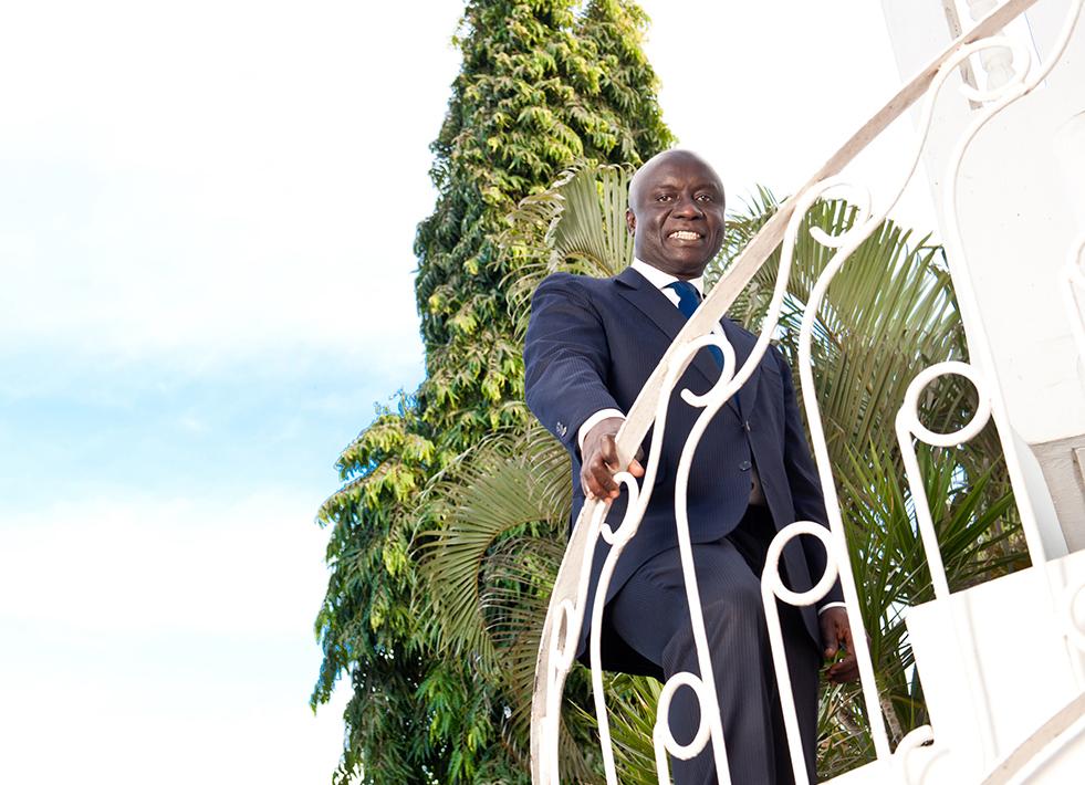 Idrissa Seck, 61 ans, a remplacé l'ancienne Première ministre Aminata Touré à la tête du Conseil économique, social et environnemental (Cese).