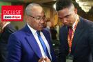 Ahmad Ahmad a poussé la candidature de Samuel Eto'o à la présidence de la CAF.