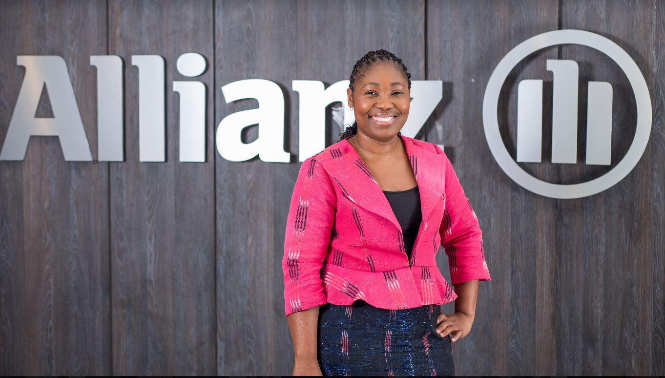 Delphine Traore, COO d'Allianz Africa