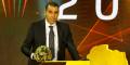 Kheiredine Zetchi, président de la Fédération algérienne de football, le 7 janvier 2020.