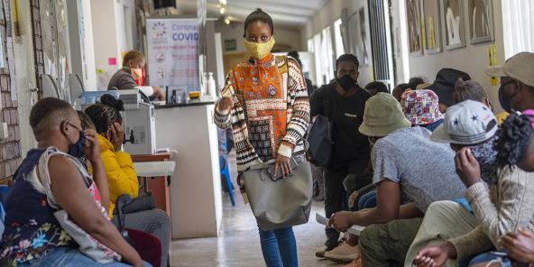 Covid-19 : une « deuxième vague » sous haute surveillance en Afrique –  Jeune Afrique