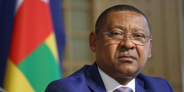 Jean-Marie Ogandaga a démissionné de son poste de ministre de l'Économie mardi 8 décembre 2020.
