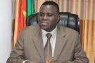 Vincent Dabilgou, le ministre des Transports du Burkina Faso