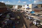 Une vue de Bamako, le 26 août 2020.