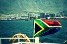 Vue de Cape Town, une des principales métropoles économiques de l'Afrique du Sud.