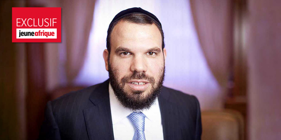 L'homme d'affaires Dan Gertler.
