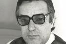 Aldo de Silva, directeur artistique de Jeune Afrique, en 1982.