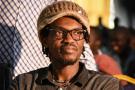 Ras Bath, leader du Collectif pour la défense de la République, s'est rendu célèbre par ses diatribes contre la gestion d'Ibrahim Boubacar Keïta lorsque celui-ci était au pouvoir.