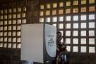 Une femme vote à Bangui, en Centrafrique, le 27 décembre 2020 (illustration).