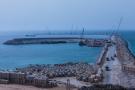 Le nouveau port de Safi, récemment bouclé par la SGTM.