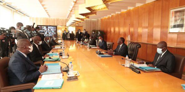Nouveau gouvernement en Côte d'Ivoire : le profil de la future équipe se  dessine – Jeune Afrique