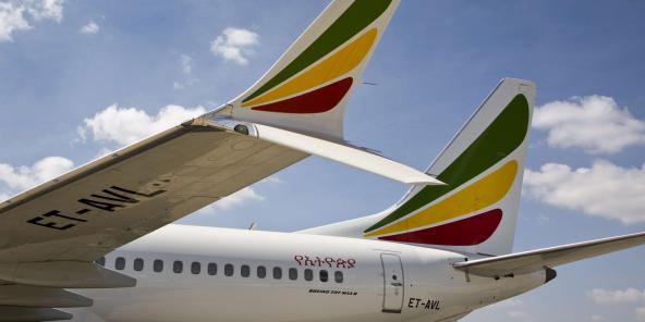 Ethiopian Airlines boucle 2020 avec des bénéfices, amlgré la crise.