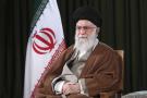Le guide suprême iranien, Ali Khamenei, le 20 mars 2020.