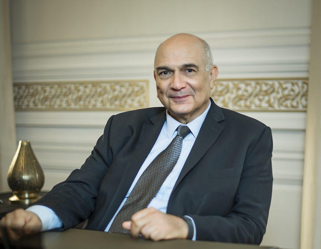 Mostafa Terrab (65 ans) est à la tête du groupe OCP depuis 2006.