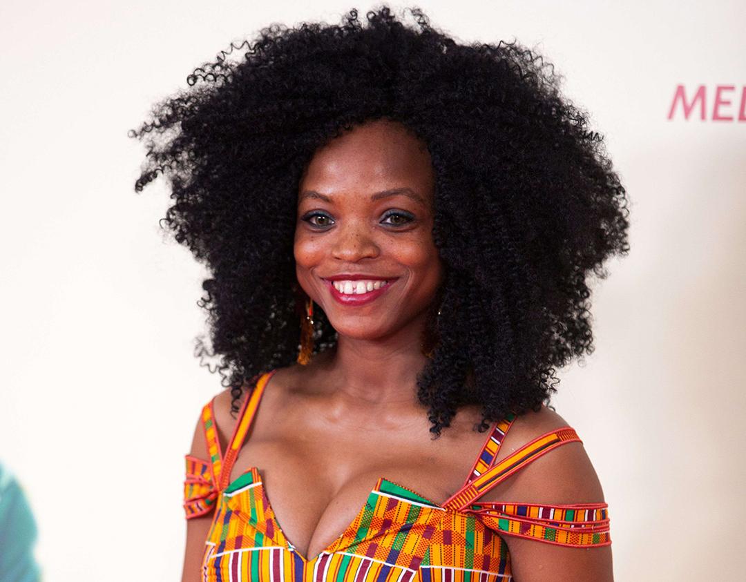 Bella Agossou a fait de la promotion du Bénin son cheval de bataille. Ici dans «Adù» (juin 2020), du réalisateur Salvador Calvo.