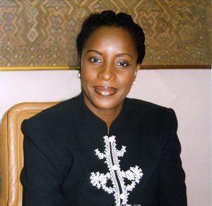 Josette Atayi Symenouh.
