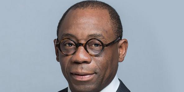 Le président de la Banque ouest-africaine de développement (BOAD), Serge Ekué.