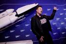 Elon Musk, à Berlin, le 1er décembre 2020