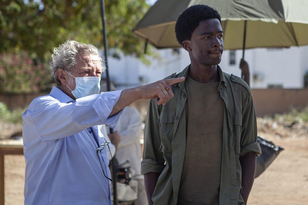 Pour Robert Guédiguian, le personnage de Samba est, comme lui, un idéaliste: «Son histoire, c'est un peu la mienne.»