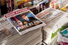 De nombreux titres de la presse internationale censurés durant le régime de Ben Ali affluent et attirent les Tunisiens.