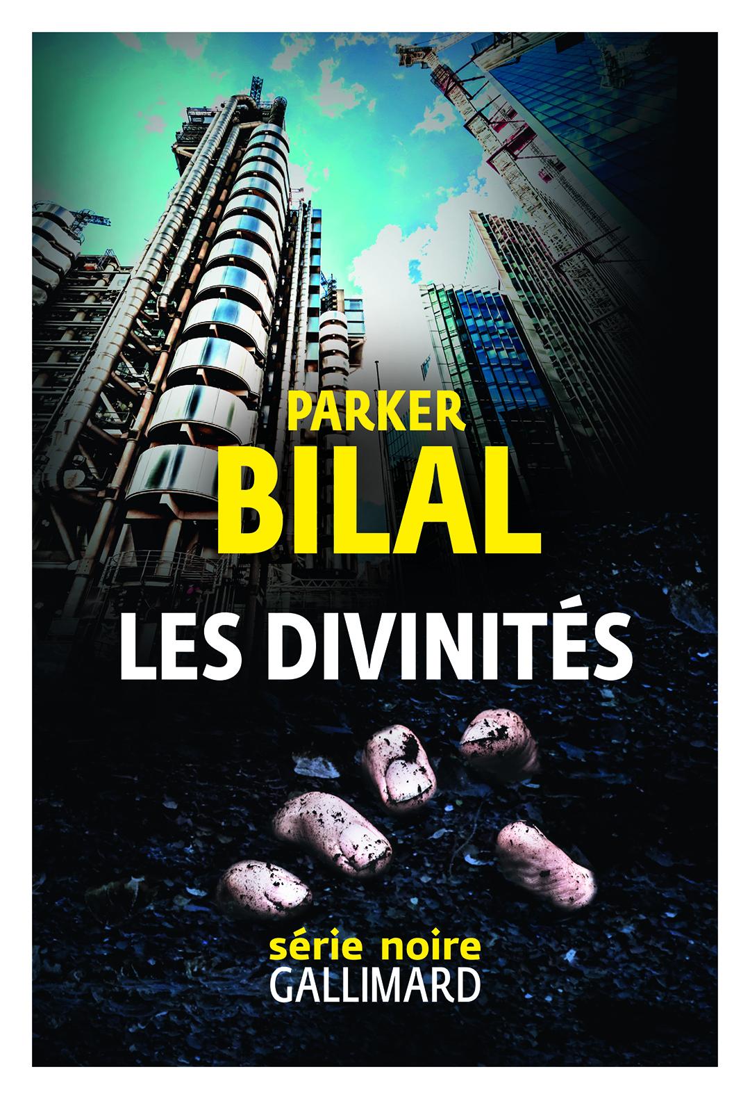 « Les divinités » de Parker Bilal, éd. Gallimard, 464 pages, 22 euros