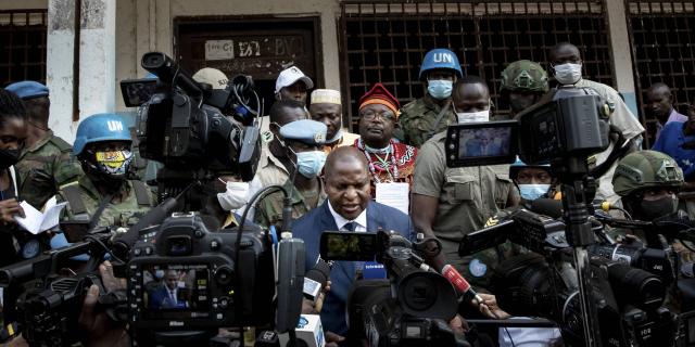 Centrafrique : dans les coulisses de la nomination du médiateur de la CEEAC