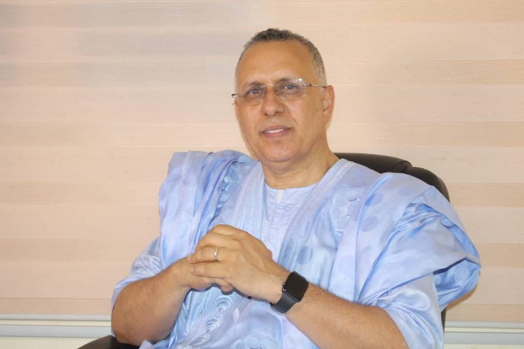 Ahmed Salem Bouhoubeyni