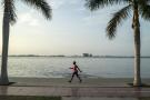 Baie de Luanda.