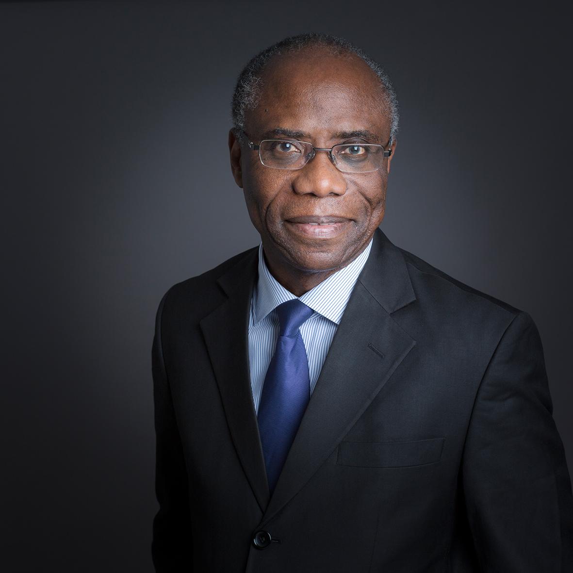 Le Béninois Arnauld Akodjenou, Coordinateur régional et conseiller spécial du Haut Commissariat des Nations unies pour les réfugiés (HCR) du Sud-Soudan.
