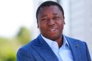 Portrait de Faure Gnassingbé, le 1er novembre 2019.