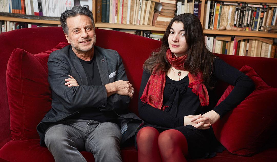 Philippe Brenot et Laetitia Coryn