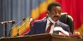 Christophe Mboso N'Kodia Pwanga, président de l'Assemblée nationale depuis décembre 2020