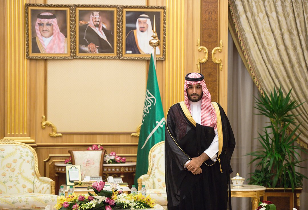 Mohammed Ben Salman à Riyad, le 19 octobre 2015.