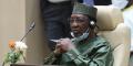 Idriss Déby Itno lors du sommet du G5 Sahel, le 30 juin 2020 à Nouakchott.