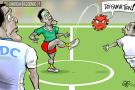 Des proches du staff de l'équipe congolaise ont accusé les autorités camerounaises d'avoir falsifié les tests Covid-19 de joueurs de l'équipe de la RDC.