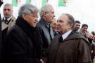 Chakib Khelil et Abdelaziz Bouteflika, en décembre 2008.