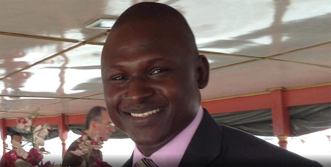Mahamadou Sawadogo, spécialiste des questions sécuritaires