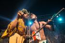 le groupe composite Le groupe Alostmen s'est formé à Accra