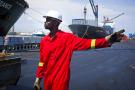 Si quelques chantiers continuent d'avancer à Brazzaville, le secteur du BTP est au point mort à Pointe-Noire.