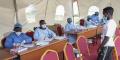 Un centre de dépistage au Burundi, le 6 juillet 2020.
