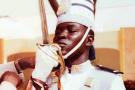 Le légendaire capitaine sénégalais Mbaye Diagne, reconnu comme Juste au Rwanda