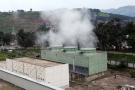 Centrale d'incinération de déchets de Reppie en Éthiopie.