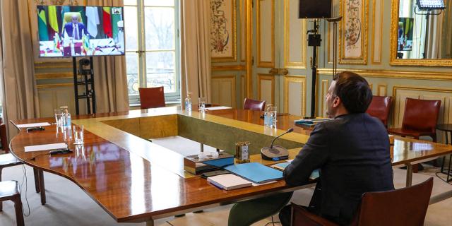 Transition au Mali, groupe Wagner… quand Macron partage ses craintes avec les présidents africains – Jeune Afrique