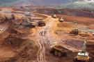 Ambatovy, près de la ville de Moramanga, au nord-est d'Antananarivo, est l'une des plus grandes mines de nickel latéritique au monde.