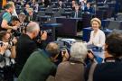 Ursula von der Leyen est la présidente de la Commission européenne depuis 2019.