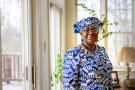 Ngozi Okonjo-Iweala, première patronne africaine de l'OMC.