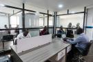 Dans les bureaux de la start-up Touch, plateforme agrégeant divers opérateurs de paiement sur mobile.